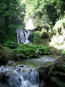 Le acque di Tivoli (foto di Laura Fanti)
